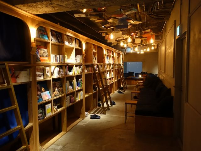 BOOK and bed TOKYOの写真