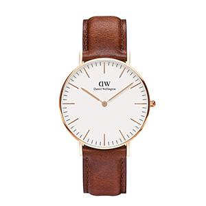 ダニエルウェリントンの時計の写真
