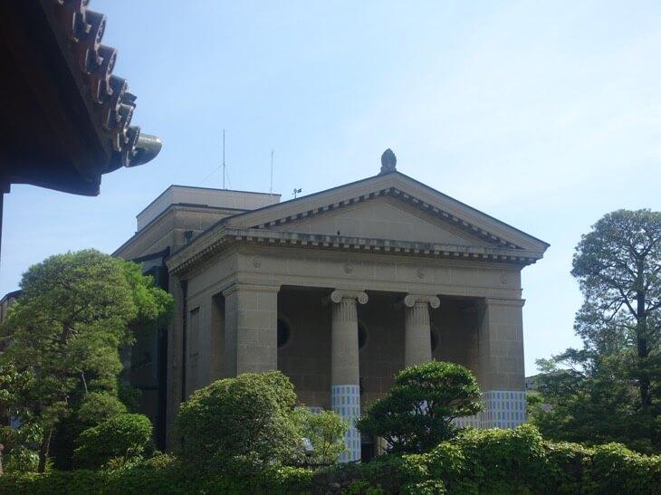 大原美術館の外観の写真