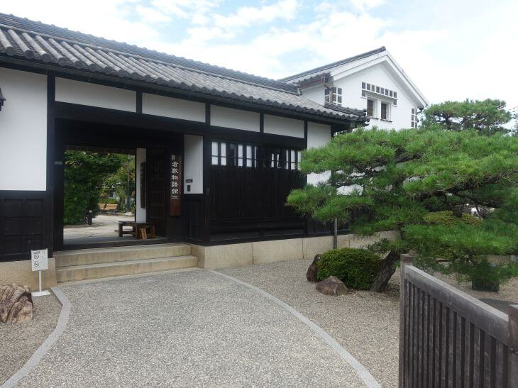 倉敷物語館の写真