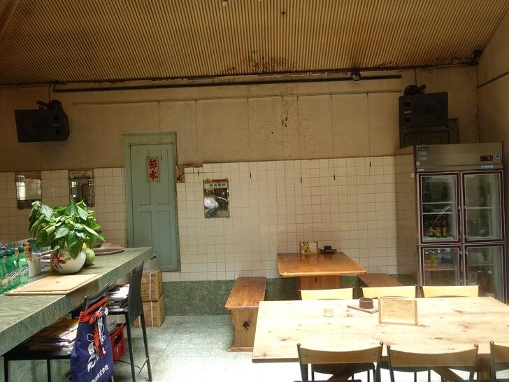 ゆーゆーの店内を撮影した写真