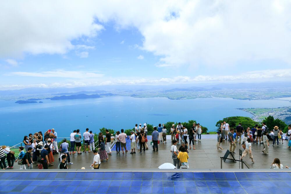 びわ湖バレイ(びわ湖テラス)の写真