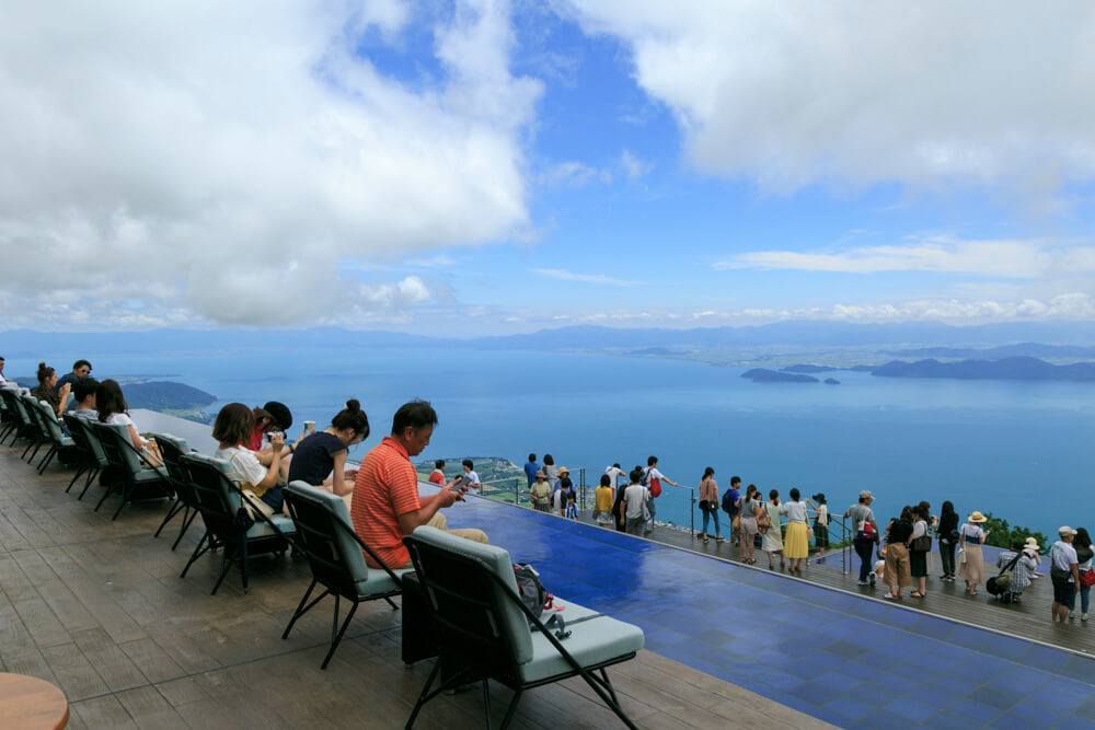 琵琶湖テラスの写真