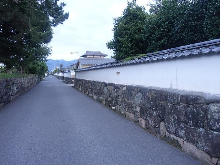萩の町並みを撮影した写真その3