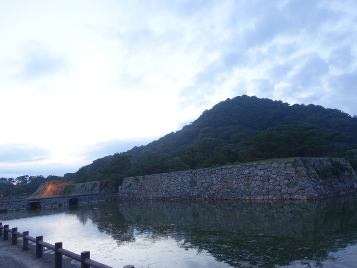 萩の町並みを撮影した写真その5