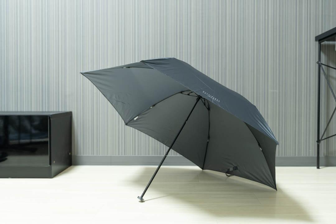軽量コンパクトな折りたたみ傘 バーブレラ