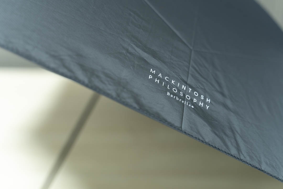 マッキントッシュフィロソフィー バーブレラ(Barbrella)の外観