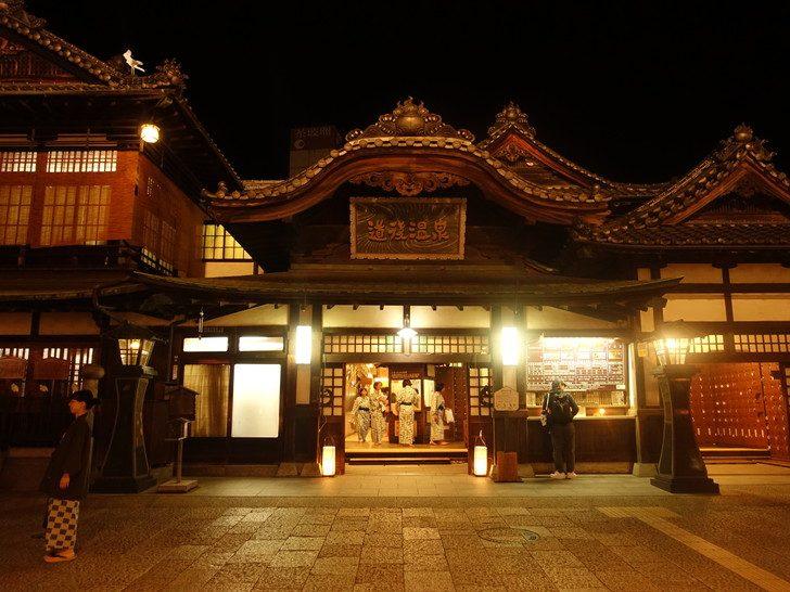 徳島の渦潮を観光し、松山市へ!日本三名泉「道後温泉」を満喫【四国一周の電車旅・1日目】