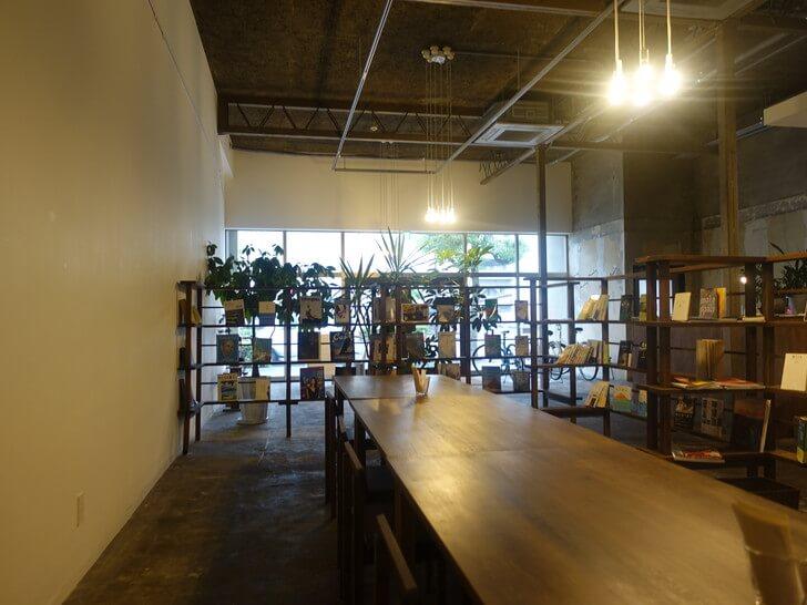 kincoのカフェスペースの写真