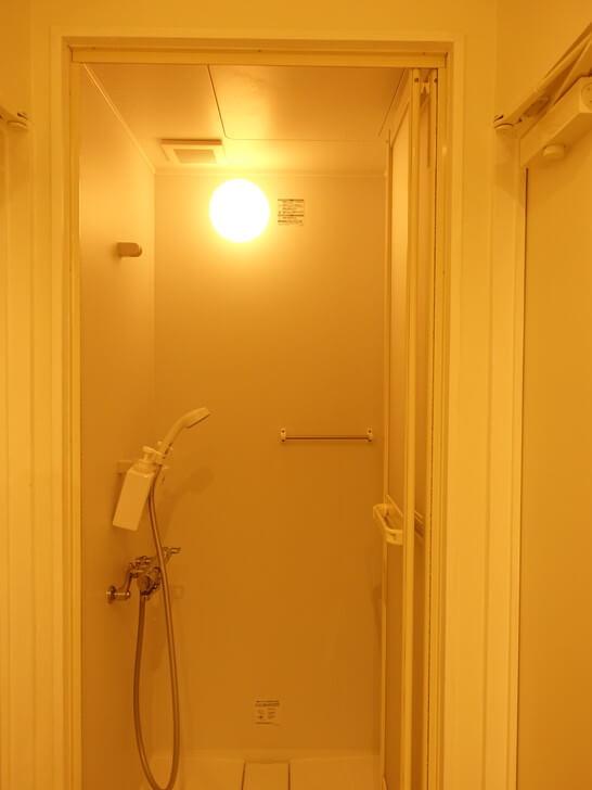 kincoのシャワールームの写真