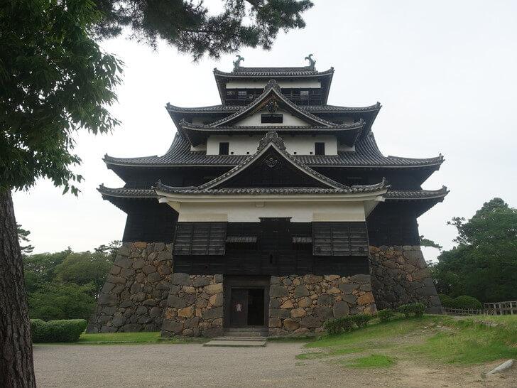松江市にある松江城の写真その3