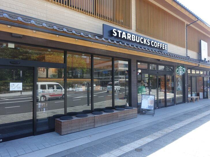 スターバックス出雲大社店の外観の写真