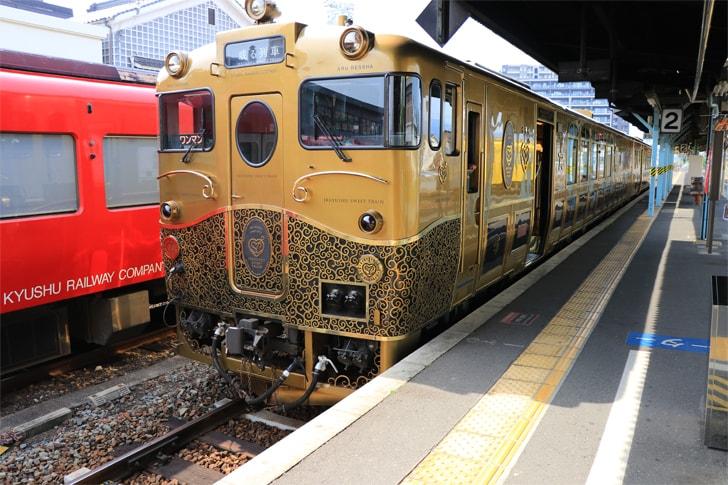 JR九州の観光列車・或る列車の写真