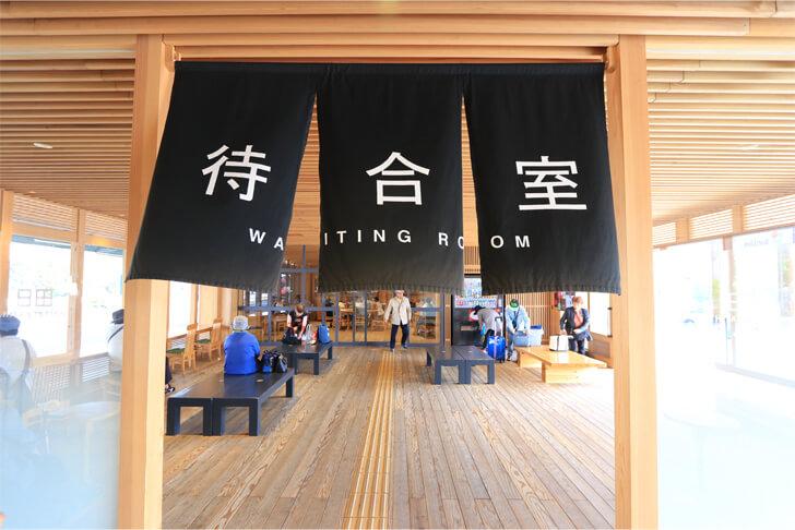JR九州日田駅の駅舎の写真