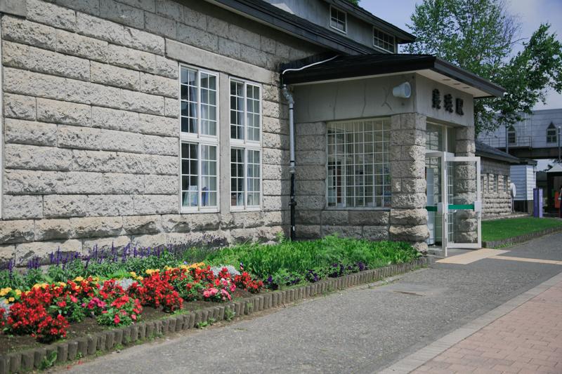 美瑛駅の写真