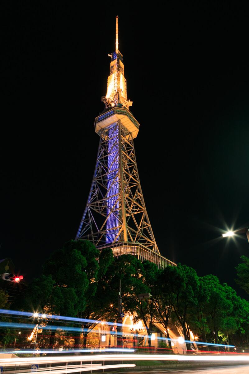 名古屋テレビ塔の写真