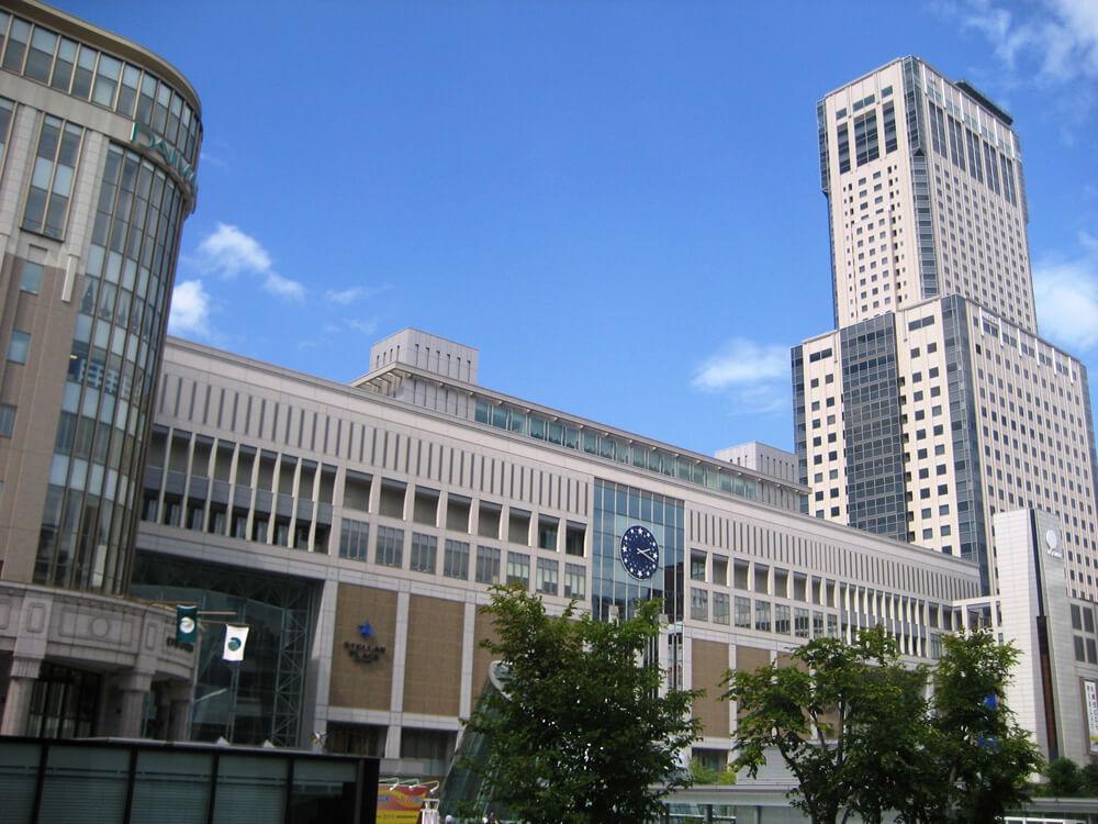 北海道庁旧本庁舎の最寄り駅・札幌駅の写真