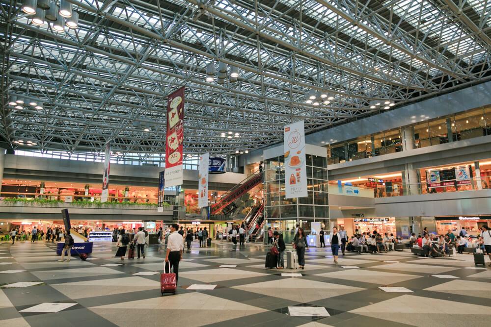 新千歳空港の写真