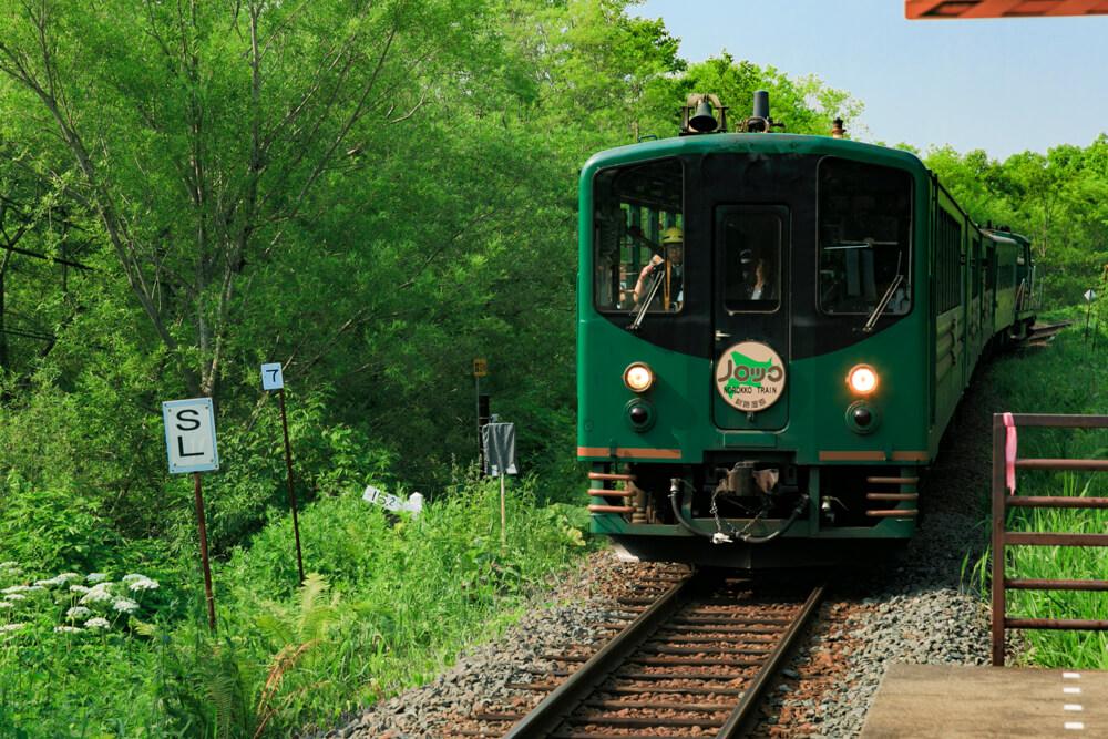 JR北海道の列車の写真