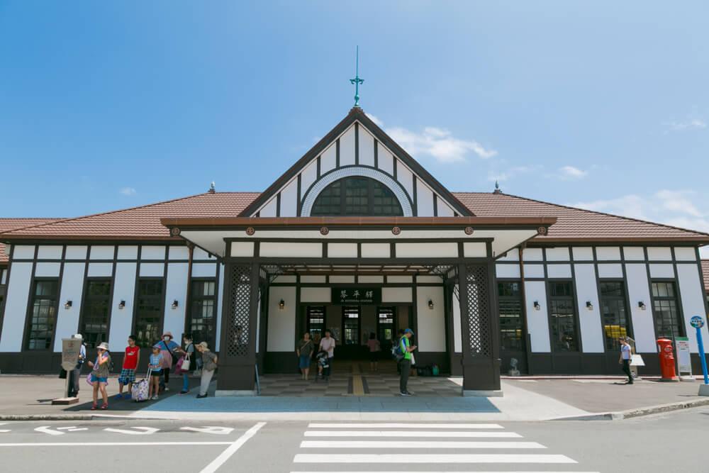 JR琴平駅の写真