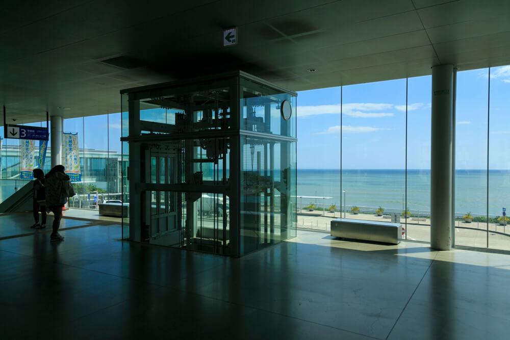 日立駅の写真