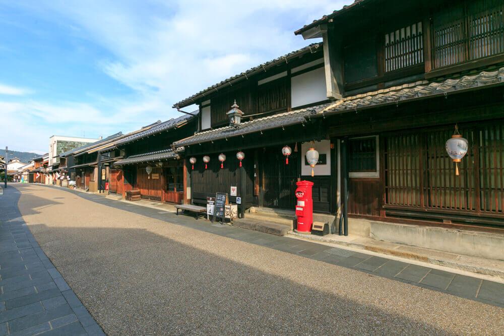 岐阜県にある川原町の写真