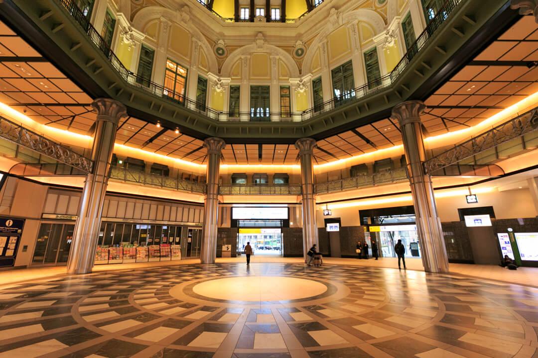 東京駅丸の内駅舎の写真