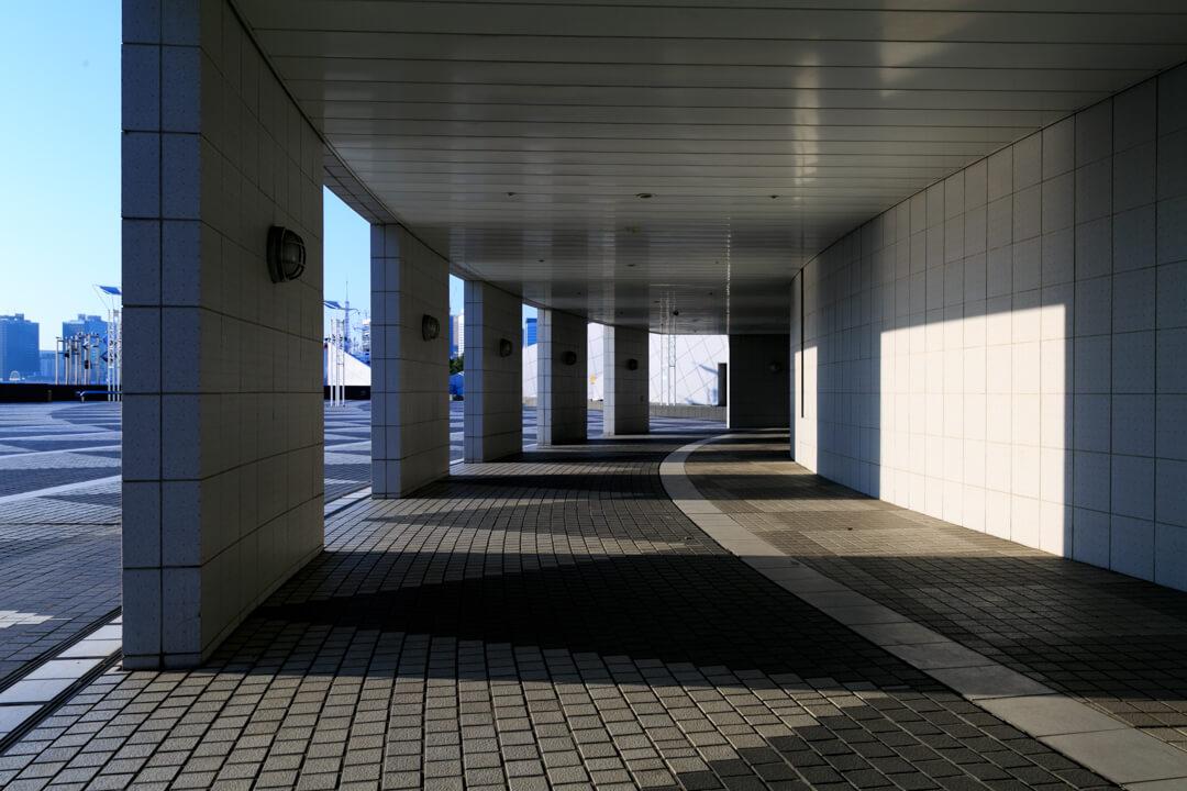 晴海旅客ターミナルの写真