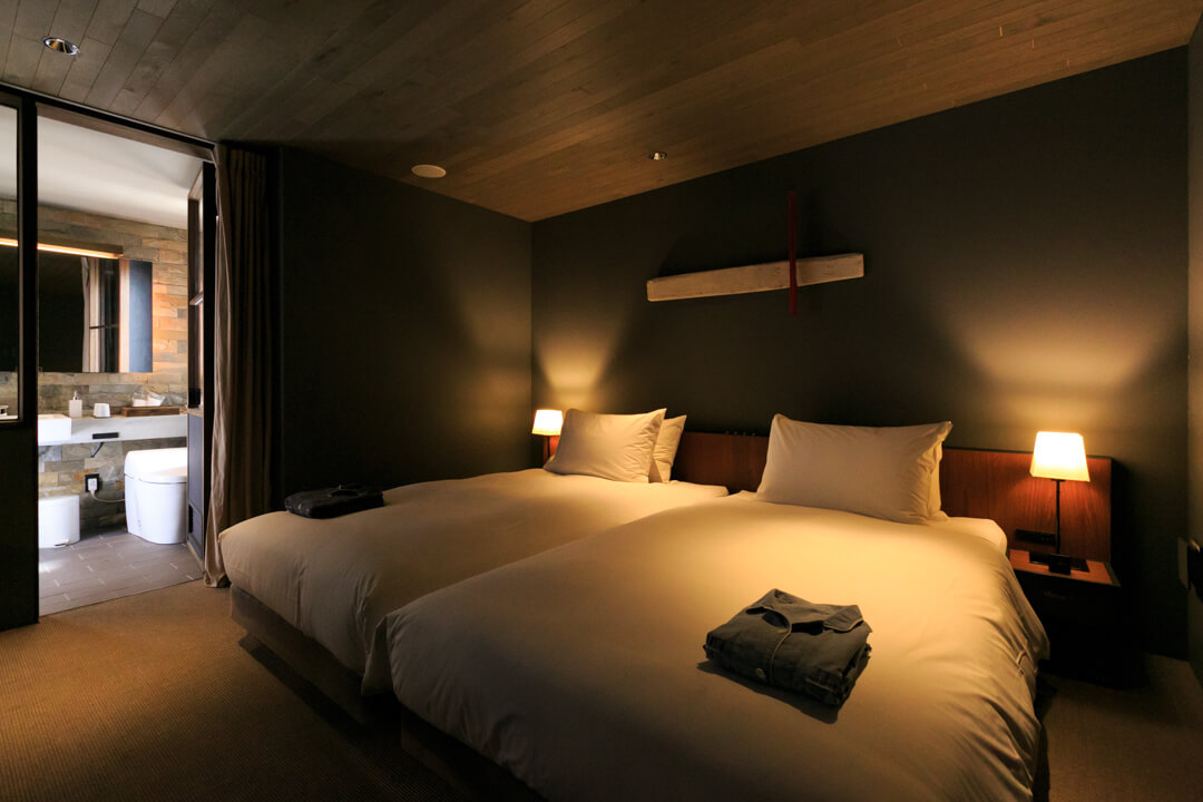 HOTEL CYCLEの個室を撮影した写真