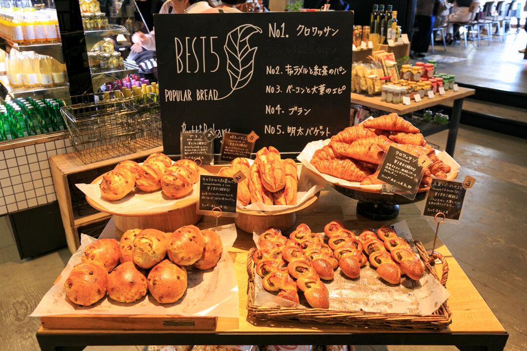 尾道U2にあるパン屋ブッチベーカリーの写真