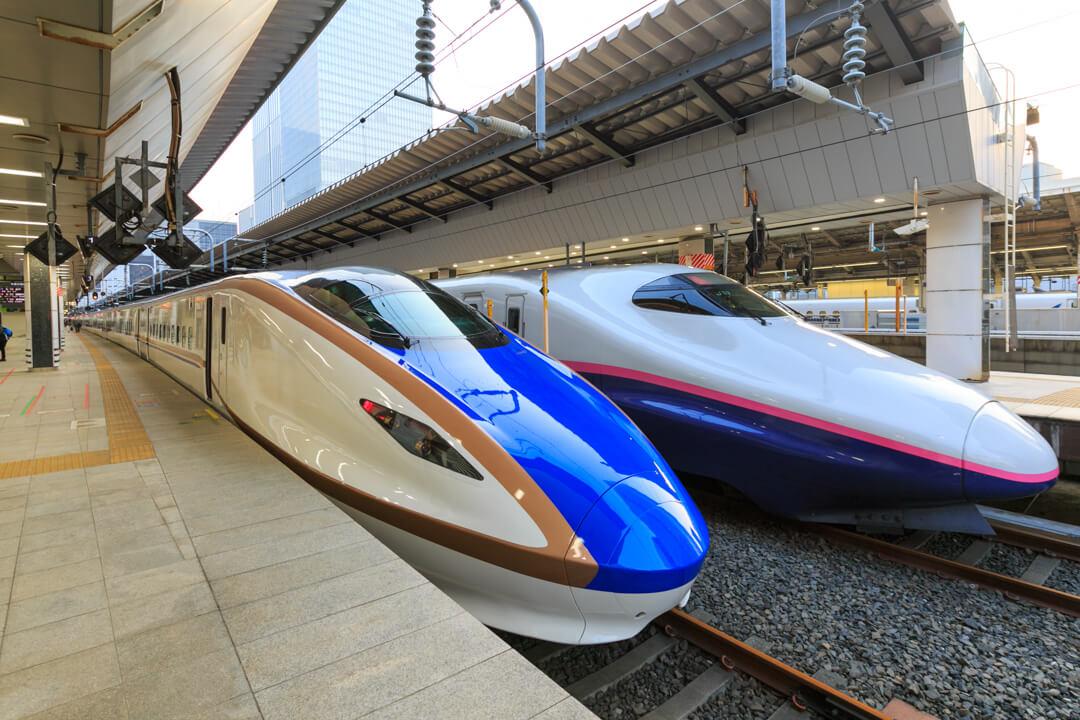 北陸新幹線はくたかの写真