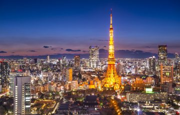 東京で美しい夜景が撮影できる展望台まとめ!定番から穴場スポットまで13ヶ所紹介