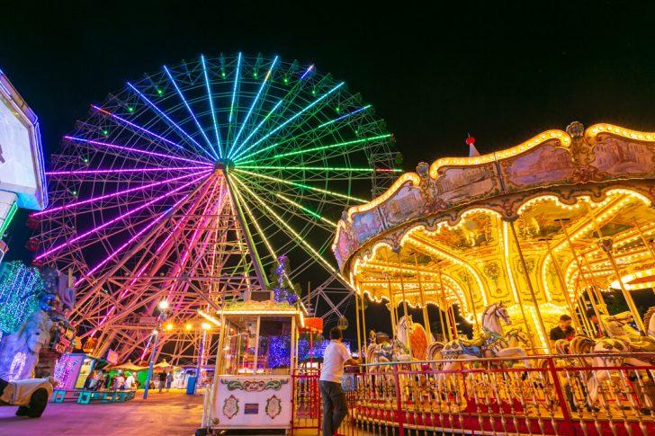 名古屋港の夜景撮影スポットまとめ!シートレインランド、ポートビルなど4ヵ所紹介
