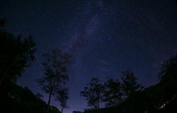 阿智村・浪合パークの星空デッキから満点の星を眺めてきた!