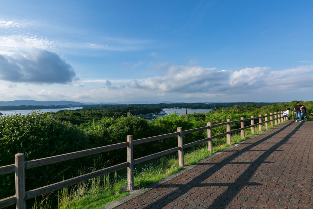 桐垣展望台の写真