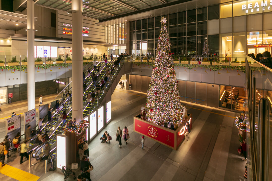 Towers×Gatetower Christmasの写真
