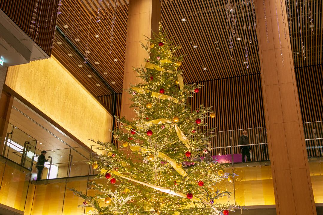 KITTE名古屋 星のクリスマスの写真