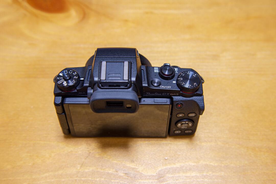 キャノンのPowerShotシリーズでタイムラプス動画撮影モードを起動する方法