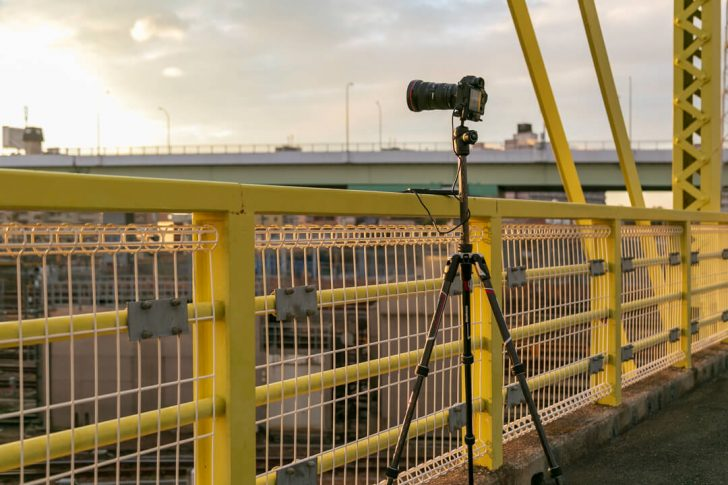 α7IIIのアップデートで搭載されたインターバル撮影でタイムラプスを撮影してきた