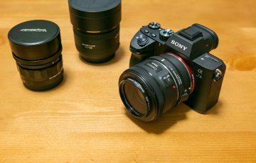 SONYのミラーレス一眼カメラα7IIIレビュー!α7IIとの比較も紹介
