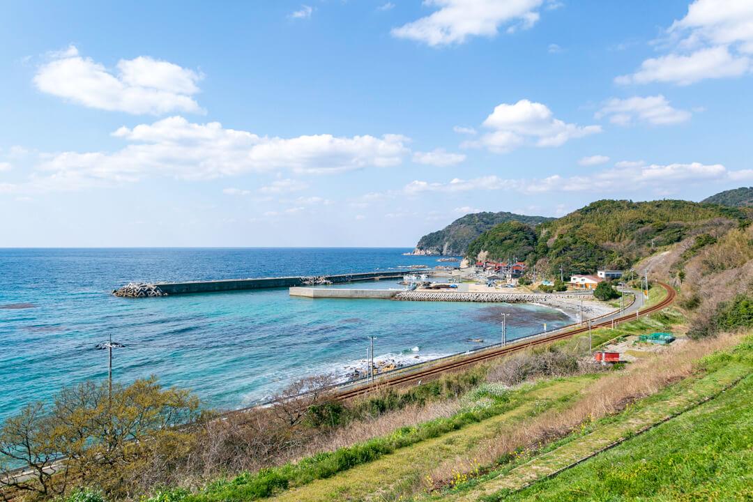 惣郷川橋梁周辺の写真