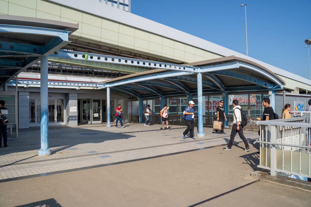 りんくうタウン駅の写真