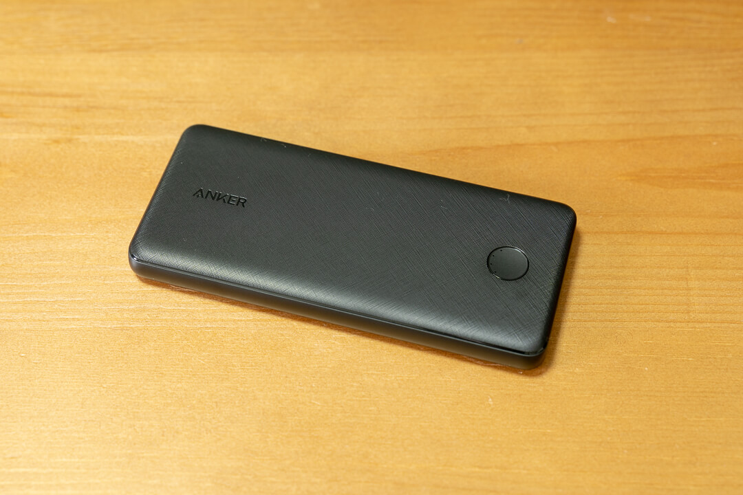 Anker PowerCore Slim 10000PD本体