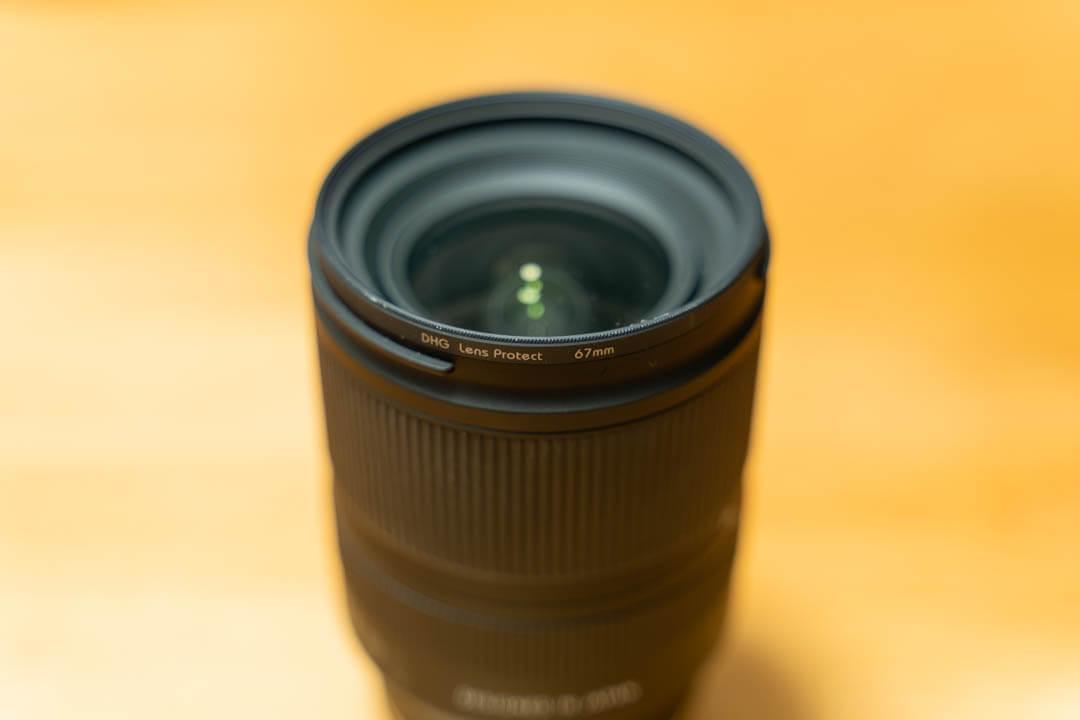 タムロン 17-28mm F2.8 Di III RXD A046の外観
