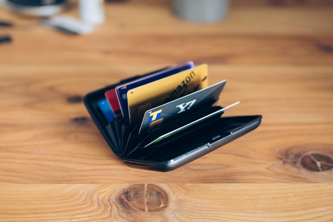 OGONのカードケース