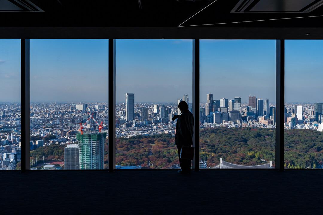 渋谷スカイ屋内展望台