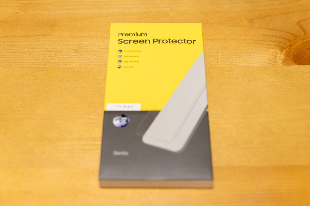 覗き見防止液晶保護フィルム