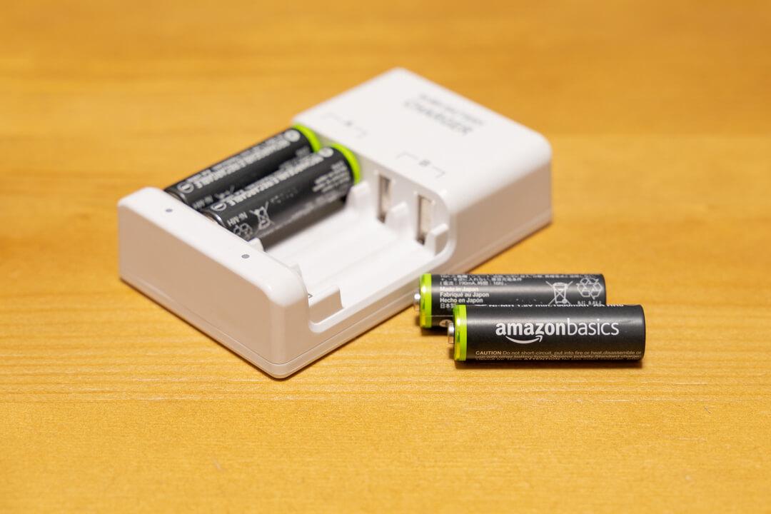 HHKB Professional HYBRID Type-Sのバッテリー