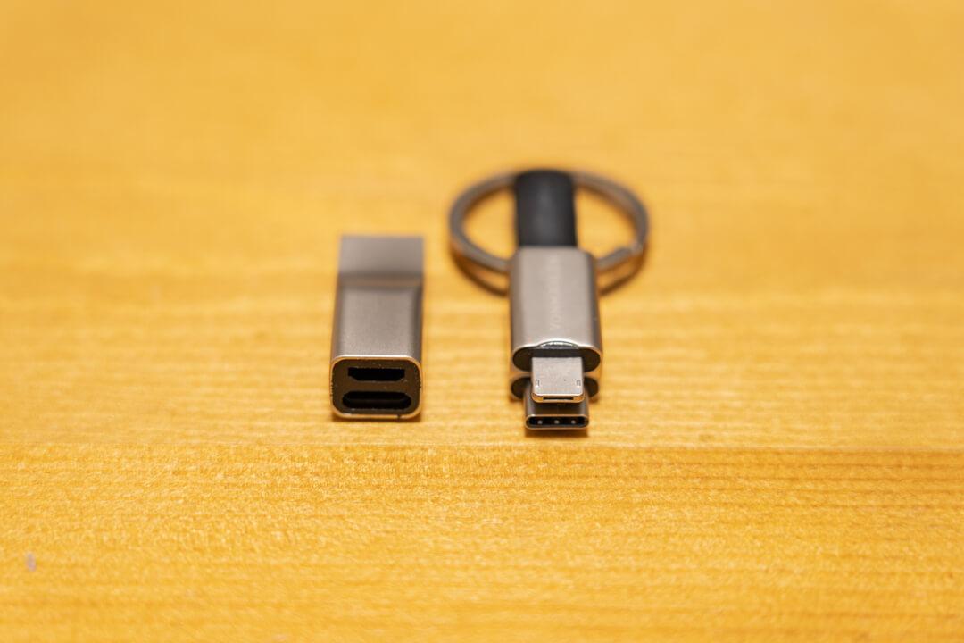 5in1充電ケーブル HIGH FIVE(携帯用充電ケーブル)