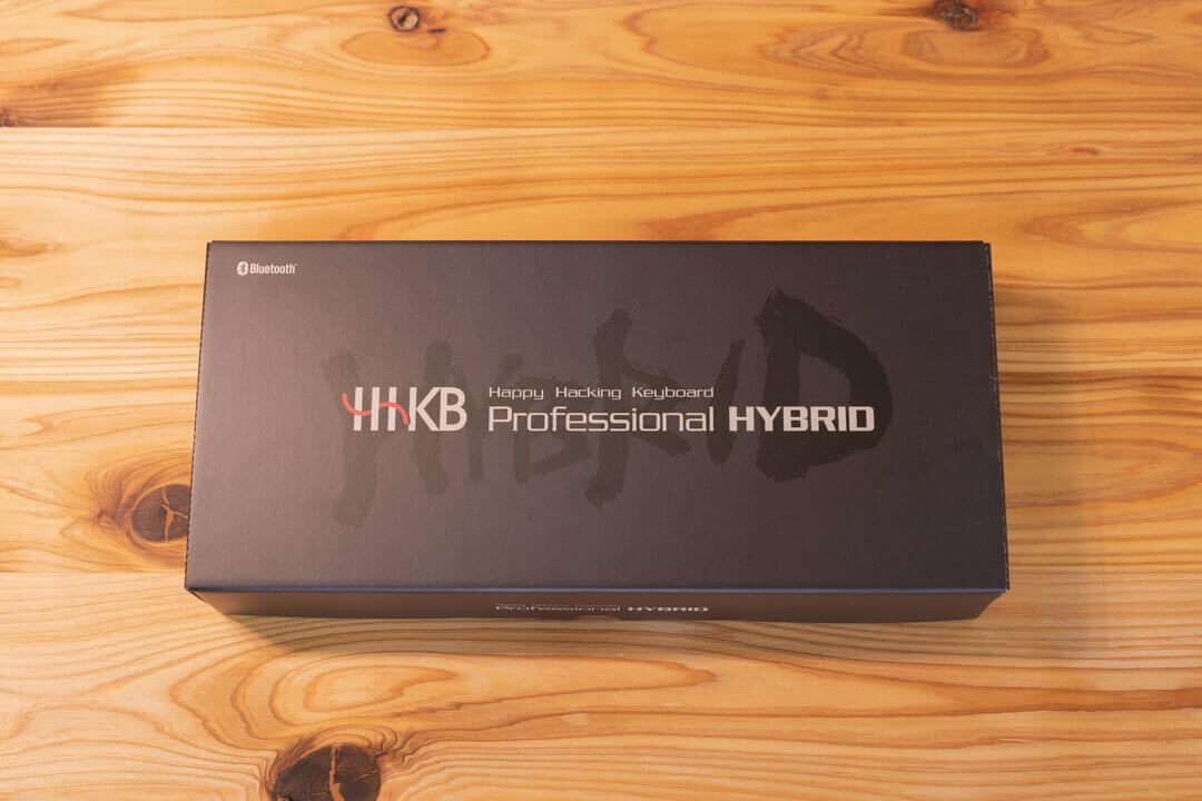 HHKB Professional HYBRID Type-Sのパッケージ